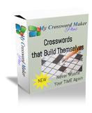 My Crossword Maker Plus