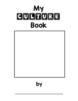 My Culture Book