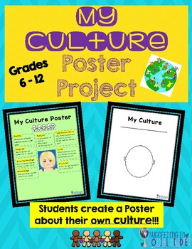 My Culture Poster Project