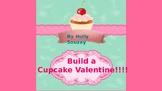 Build a Cupcake Valentine