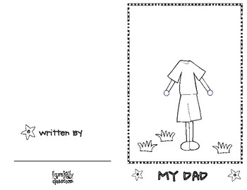 My Dad - A Book for Father's Day