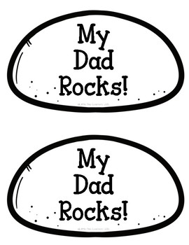My Dad Rocks! {A Father's Day Book}