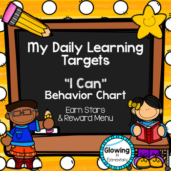 I Can Statements: Behavior