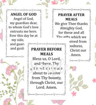 My Daily Prayers 1