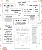 My Daily Prayers Posters