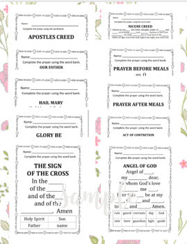 My Daily Prayers Bundle