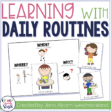 Daily Routines For Speech & Language Therapy