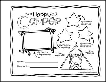 "My Daisies Memory Book - Girl Scout Daisies - ""Vi - Violet Petal"" (Step 3)"