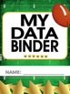 My Data Binder Sports Themed Student Binder Cover FREEBIE