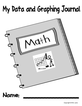 My Data and Graphing Journal
