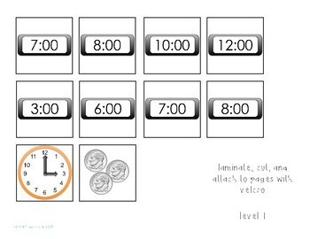 My Day: Interactive Books About Time