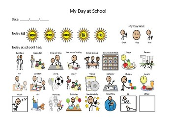My Day at School - Daily Communication for Parent & School
