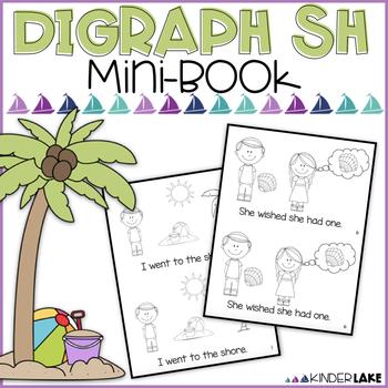 Digraph SH Mini Book
