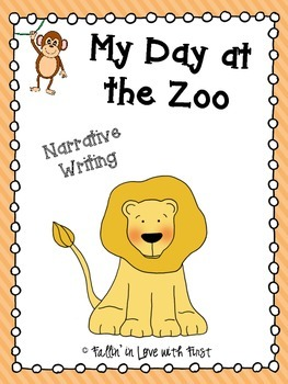 My Day at the Zoo Narrative Writing