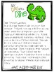 My Day with a Dino {Take home, shared writing activity}