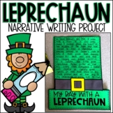 My Day with a Leprechaun Imaginative Narrative and Craft