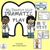My Dentist Visit Dramatic Play Center
