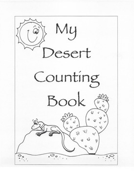 My Desert Counting Book