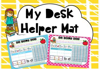 My Desk Mat Helper