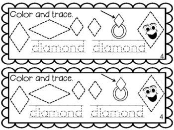 My Diamond Book-EASY PREP!