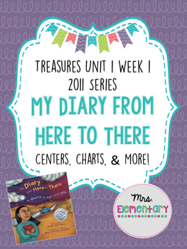 My Diary From Here to There Centers and Charts
