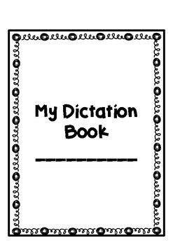 My Dictation Book