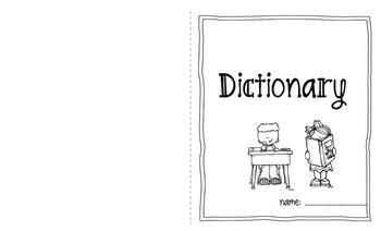 My Dictionary
