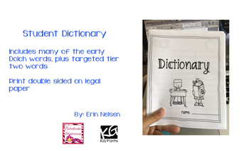 My Dictionary