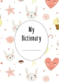 My Dictionary (Advanced)