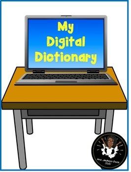 My Digital Dictionary
