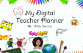 My Digital Teacher Planner