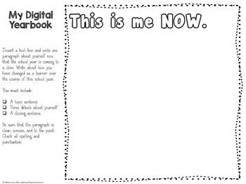 My Digital Yearbook