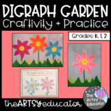 Digraph Garden Craftivity! (Sh, Ch, Th, and Wh Digraph Practice)