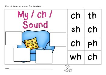 My Digraph Sounds