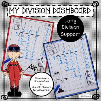 My Division Dashboard