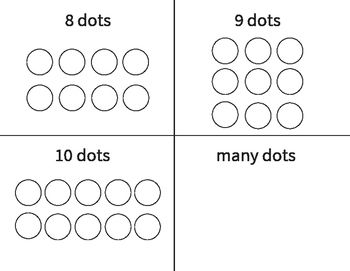 My Do A Dot Numbering Book
