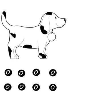 My Dog Spot, Teaching the Short o Sound