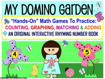 Kindergarten and Grade One Math Games Are Hands-On Fun!