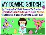 Kindergarten and Grade One Spring Themed Math Games Are Ha