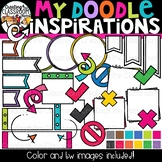 My Doodle Inspirations {Sellers Clipart}