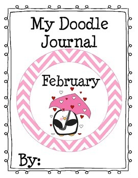 My Doodle Journal {A Doodle Journal for Each Month + Bonus Birthday Journal}