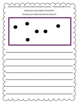 My Dot IT!  Draw & Write Book