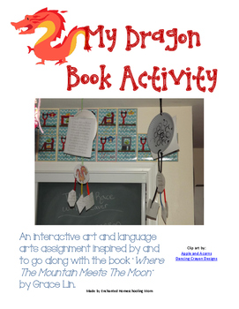 My Dragon Storybook Activity