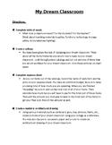 My Dream Classroom Math Project