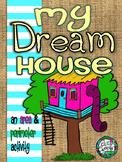 My Dream House: Area & Perimeter Activity