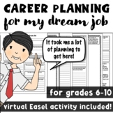 Career Planning for My Dream Job: A Career Exploration Les