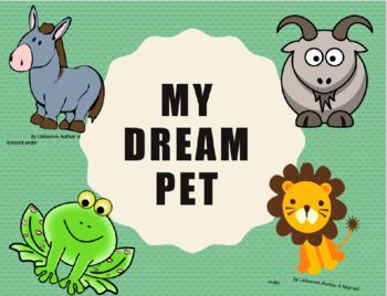 My Dream Pet Lesson