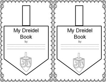 My Dreidel Book