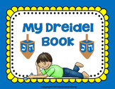 My Dreidel Book
