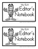 My ELA Editor's Notebook: practice with punctuation &capitalization